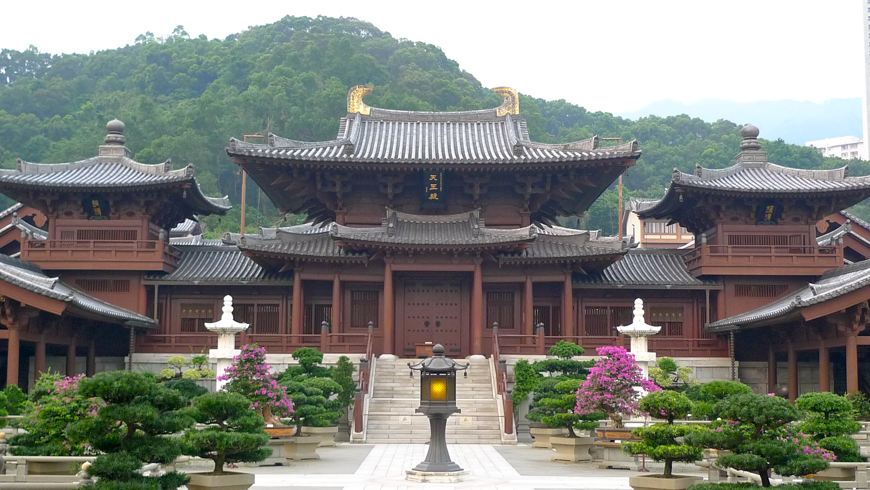 chi - Nan Lian Garden