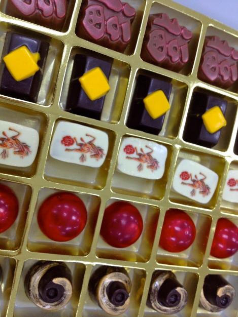 Nice chocolate..