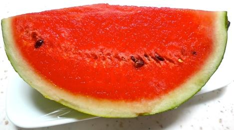 Organic Watermelon… Superb yummy!