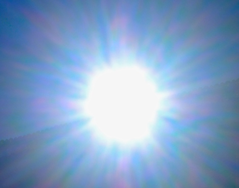 The sun will never discriminate any beings. The Sun give equal warmth to all beings!