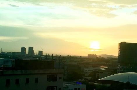 Beautiful sunset!
