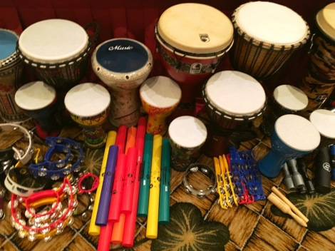 If you want to play good music, you need to get ready all instruments.