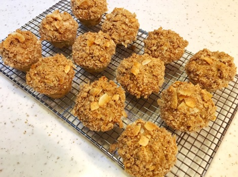 I tasted teacher's muffin. It was awesome! However, When I baked the muffins, followed all recipe and yet I can't achieve teacher's standard. Why?